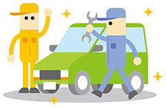 車検、各種手続き代行・各種作業代行(下請け作業含)